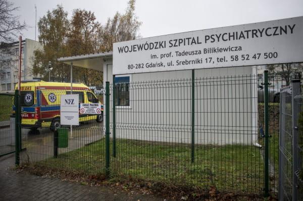 Sytuacja w szpitalu psychiatrycznym została opanowana. 8 maja otwarta zostanie Izba Przyjęć.