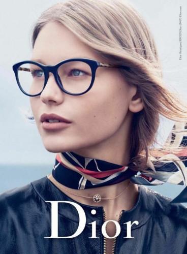 Oprawki od Diora