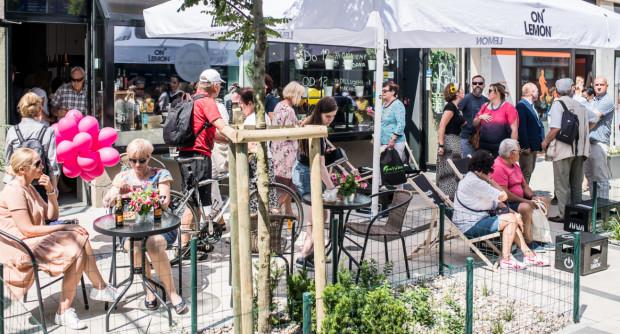 Na to, by ogródki gastronomiczne zajęły część miejsc parkingowych nie ma w Gdyni szans.
