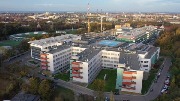 Uniwersyteckie Centrum Kliniczne to największy szpital na Pomorzu.