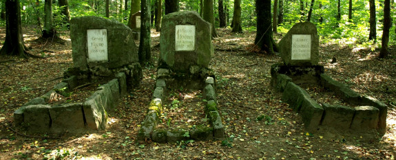 Groby rodziny Hoene