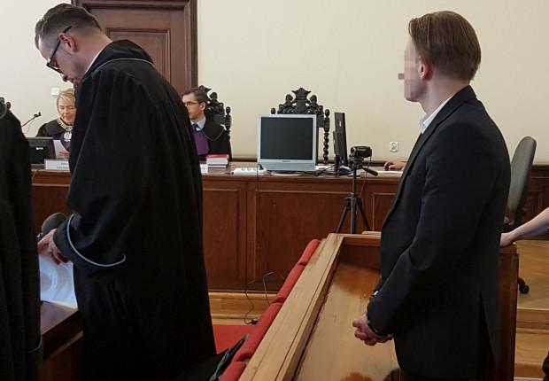 Marcin P. usłyszał nieprawomocny wyrok 15 lat pozbawienia wolności. Sporządzanie pisemnego uzasadnienia wciąż trwa.