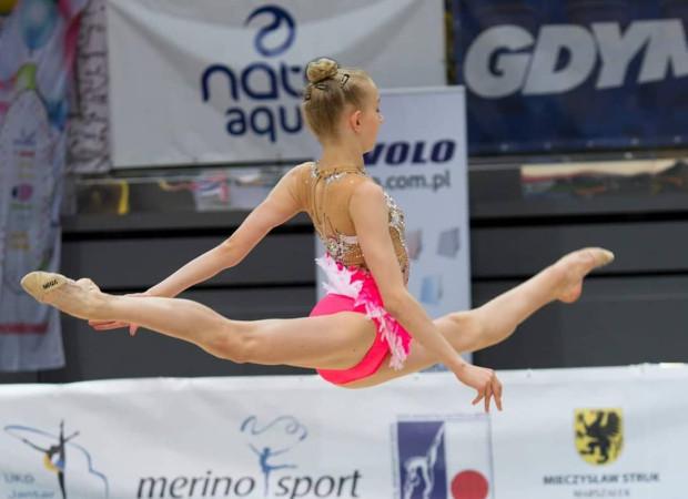 Patrycja Gawior trenuje gimnastykę od 4. roku życia. Zawodniczka SGA Gdynia kolekcjonuje sukcesy na krajowej arenie i marzy o starcie w mistrzostwach Europy.
