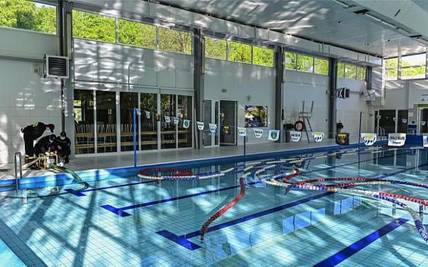 Z miejskiego basenu w Sopocie wypompowano w sumie 350 tysięcy litrów wody. Nie jest chlorowana.