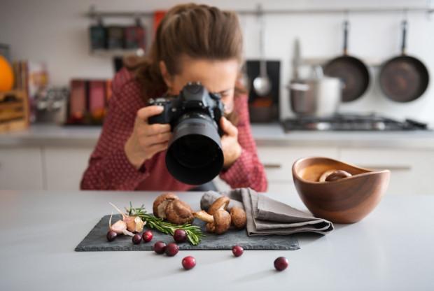 Będzie można zobaczyć, jak powstają fotografie kulinarne, autorka zdradzi też kilka sekretów udanego zdjęcia i opowie, jak fotografować w każdych warunkach.
