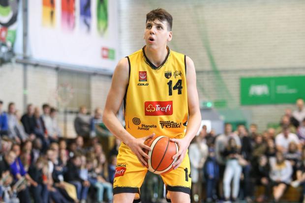 Szymon Zapała był najlepszym koszykarzem w lutowym turnieju o Puchar Polski do lat 20.