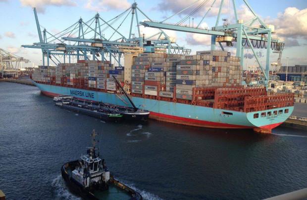 Port Gdańsk pomimo spadku w przeładunku kontenerów nadal plasuje się na drugiej pozycji w morskim rankingu kontenerowym na Bałtyku.