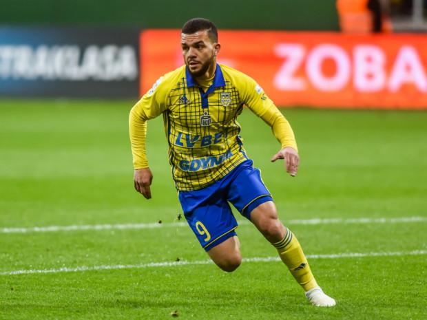 Nabil Aanour rozegrał dwa mecze w tym sezonie ekstraklasy. Po raz ostatni wystąpił 2 sierpnia, gdy Arka Gdynia zremisowała z Koroną Kielce 1:1.
