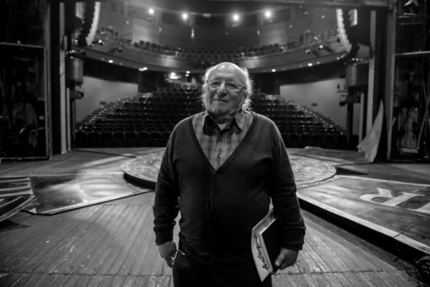 Przez blisko 30 lat związany był z Teatrem Wybrzeże.
