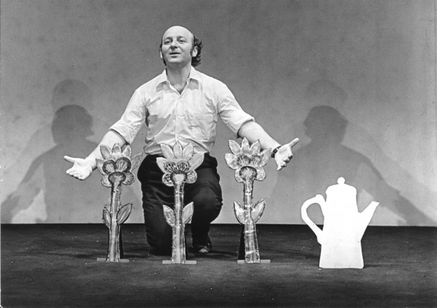Jerzy Łapiński był laureatem wielu prestiżowych nagród artystycznych.