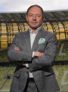 Michał Hałaczkiewicz został dyrektorem generalnym Lechii Gdańsk.