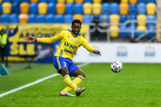 Christian Maghoma dołączył do Arki Gdynia przed sezonem 2018/19. W żółto-niebieskich barwach rozegrał łącznie 39 spotkań.