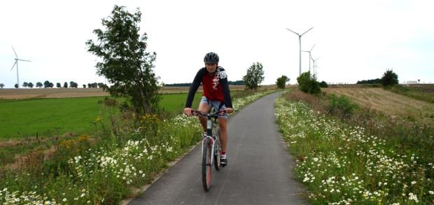 Przejażdżka trasą rowerową Swarzewo-Krokowa