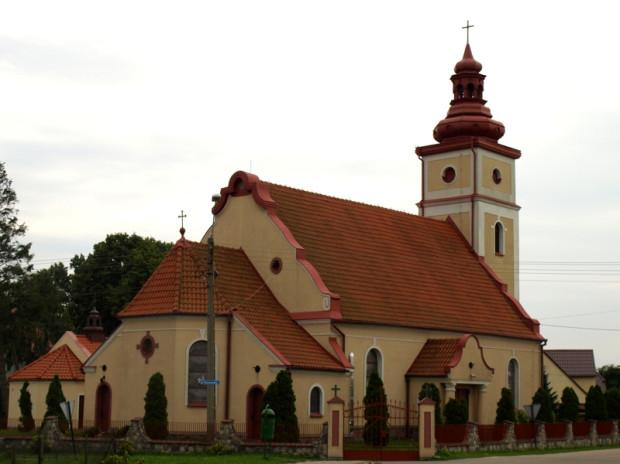 Kościół w Łebczu