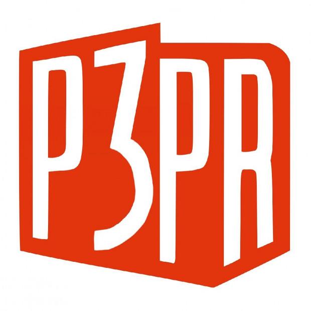 Mariusz Waras, artysta z Gdańska, opublikował na Facebooku plakat, w którym przerobił logo Polskiej Zjednoczonej Partii Robotniczej (PZPR) na logo Programu 3 Polskiego Radia (P3PR).