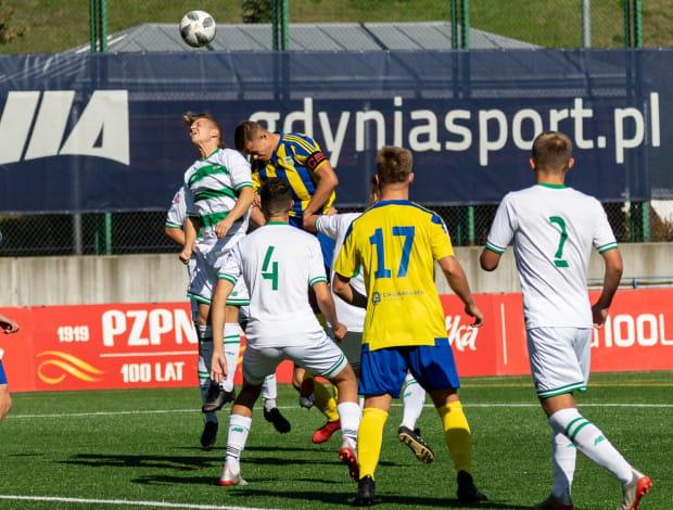 Jedyne derby w Centralnej Lidze Juniorów U-18, między Arką Gdynia i Lechią Gdańsk zostały rozegrane 22 września 2019 roku. Biało-zieloni zwyciężyli 1:0 po golu Michała Sadowskiego.