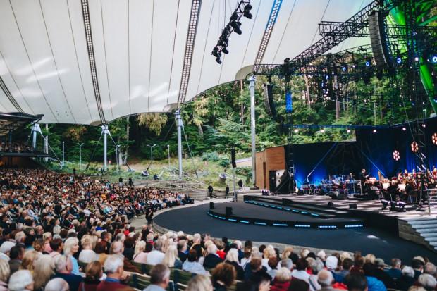 Opera Leśna wciąż będzie działać. To tutaj odbędą się koncerty festiwalu Sopot Classic oraz Sopot Jazz Festival.