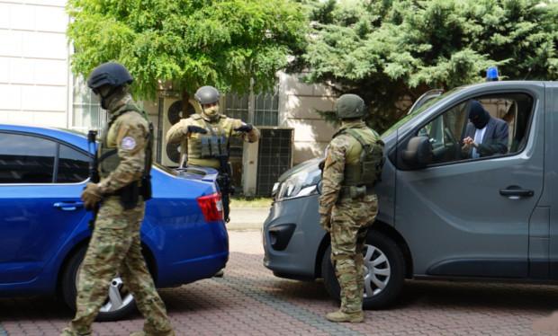 Do zatrzymania biznesmenów doszło 20 maja w Gdyni.