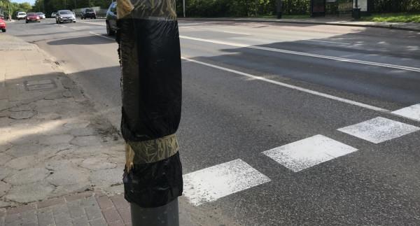 Likwidacja przycisków dla pieszych wymagałaby odpowiedniego zsynchronizowania sygnalizacji.