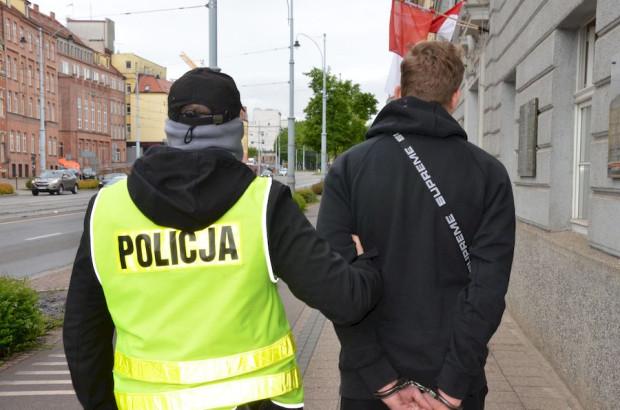 19-latek ma prawdopodobnie na koncie więcej podobnych oszustw dokonywanych w całej Polsce.
