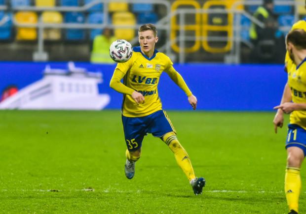 Mateusz Młyński strzelił 2 gole i zaliczył 2 asysty w obecnym sezonie. Część meczów musiał jednak opuścić ze względu na chorobę i kontuzje.