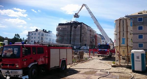 W projektach miejskich pojawił się pomysł zakupu wozu strażackiego dla jednostki Ochotniczej Straży Pożarnej na Wiczlinie.