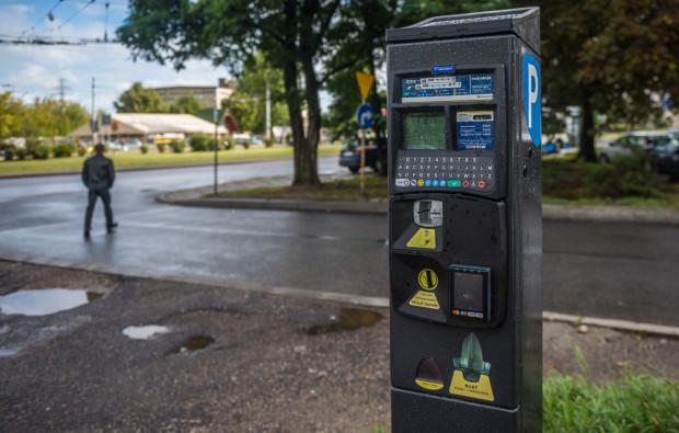 Parkomaty pojawią się w kolejnych dzielnicach Gdyni.