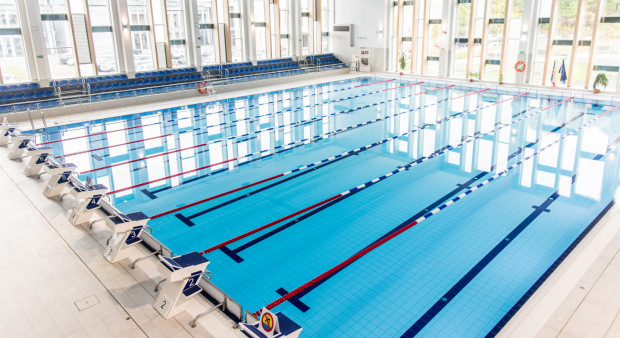 Wszystko wskazuje na to, że pływalnie zostaną otwarte w czerwcu, z ograniczeniami co do liczby korzystających.