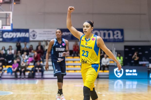 Dla Marissy Kastnaek najbliższy sezon będzie drugim w Arce Gdynia.