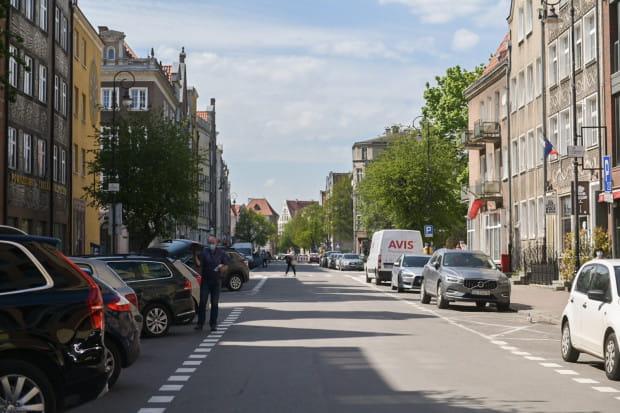 Gdańsk to jedno z bardziej przyjaznych kierowcom miast w Polsce.