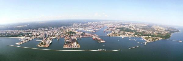 Tak dziś wygląda Port Gdynia.