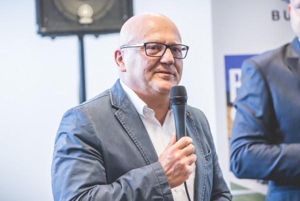 Wiesław Bielawski, zastępca prezydenta Gdańska ds. polityki przestrzennej w latach 2002-2018