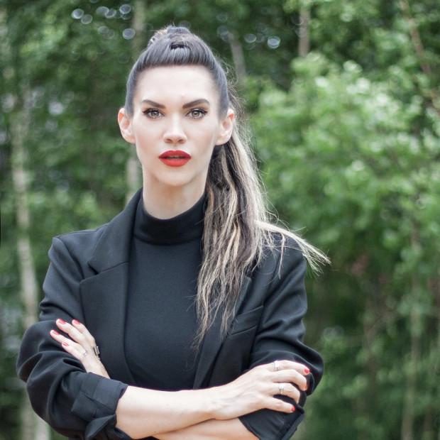 Na zdjęciu: Małgorzata Oliwia Sobczak.