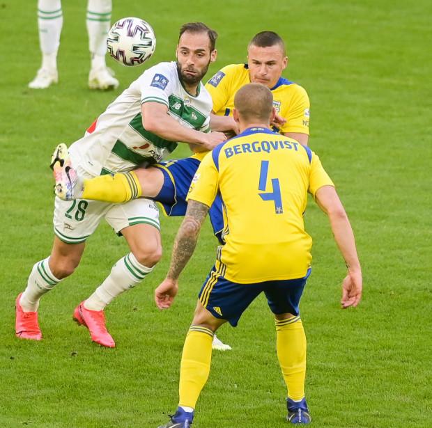 Flavio Paixao strzelił Arce Gdynia już 10 goli oraz wyrównał strzelecki dorobek z najlepszego sezonu w karierze.