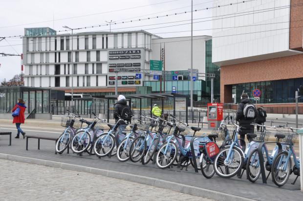 Obszar Metropolitalny zdecydował o wykluczeniu z dialogu konkurencyjnego spółki Nextbike Polska.