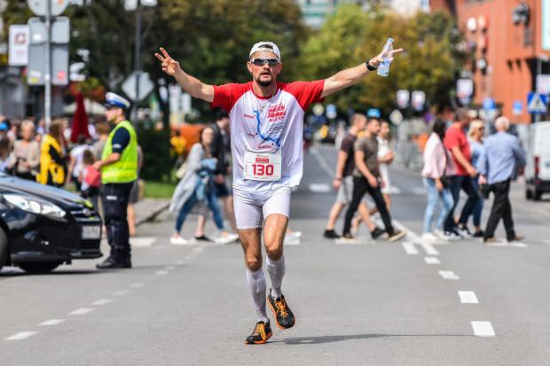 Uczestniczy Maratonu Solidarności będą rywalizować, ale nie wspólnie na trasie z Gdyni do Gdańska, a w dowolnie wybranym miejscu.