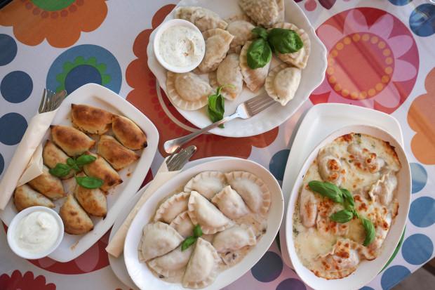 """W kolejnym odcinku cyklu """"Jemy na mieście"""" odwiedzamy Pierogarnię Pierożek w Gdyni."""