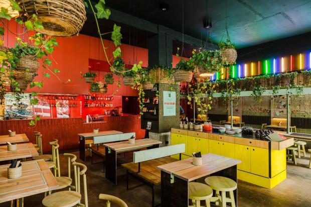 Azjatycka restauracja Haos w Gdyni