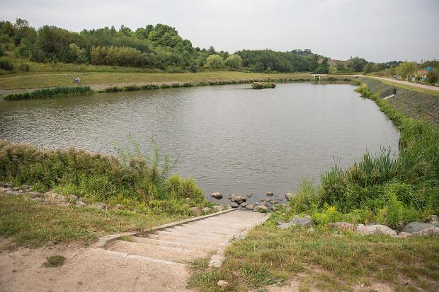 Pierwsze zmiany pojawią się przy zbiorniku Augustowska.