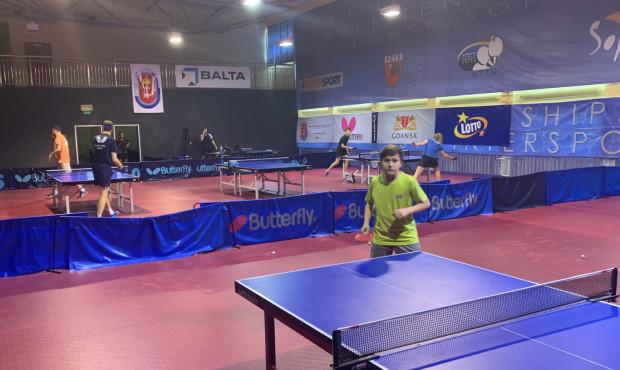 We wrześniu będzie przeprowadzony nabór do szkółki tenisa stołowego.