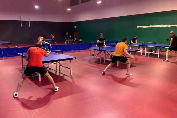 AZS AWFiS Balta Gdańsk skompletowała polski garnitur tenisistów stołowych na nowy sezon.