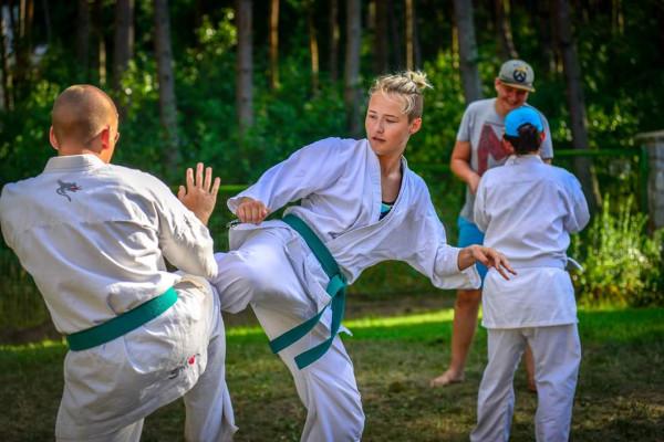 Kamila Tamborek planuje powalczyć o mistrzostwo Europy w karate. Natomiast we wrześniu wybiera się na turniej mistrzostw świata do lat 19 w unihokeju.