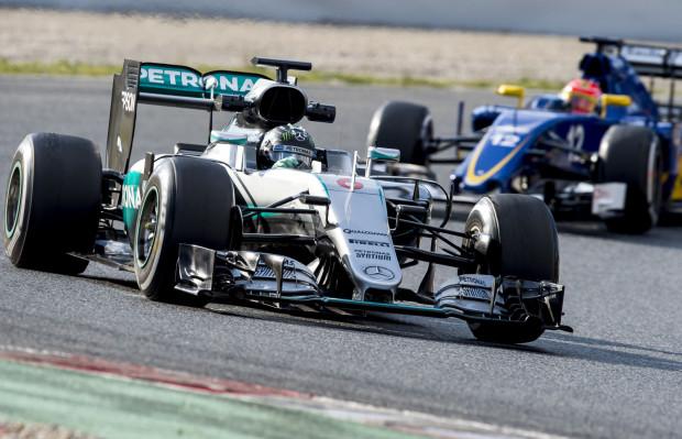 W 2016 roku Nico Rosberg w barwach Mercedesa został mistrzem świata F1.