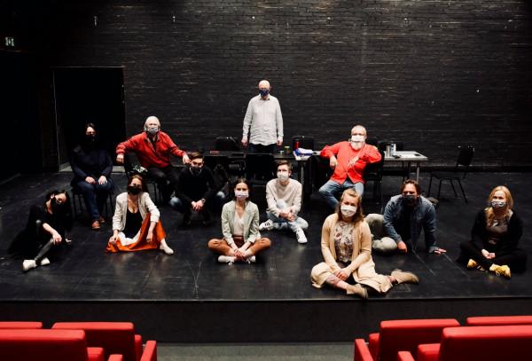 """Jedyny weekend na Scenie Letniej Teatru Wybrzeże w Pruszczu Gdańskim połączony będzie z premierą. 22 sierpnia zobaczymy tam """"Żabusię"""", do której próby już trwają."""
