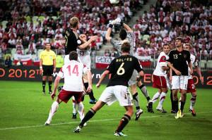 Wojciechowi Szczęsnemu zawdzięczamy, że tego meczu Polacy wysoko nie przegrali