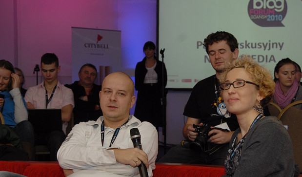 Gościem tegorocznej edycji Blog Forum będzie m.in. jedna z najpopularniejszych blogerek w Polsce, gdańszczanka Natalia Hatalska.