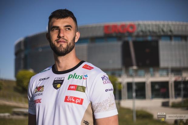 Bartłomiej Lipiński podpisał roczny kontrakt z Treflem Gdańsk. Do dołączenia do żółto-czarnych namawiał go m.in. Bartosz Filipiak.