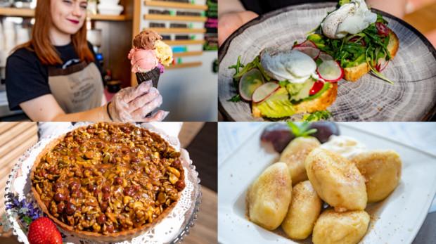 Dzisiaj będzie bardzo różnorodnie: od lodów, poprzez słodkości, aż po wegetariańskie śniadania i pyszne knedle ze śliwkami. Zajrzymy również do kuchni staropolskiej.
