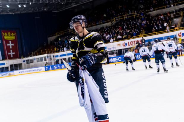Szymon Marzec po czterech sezonach odchodzi z Lotosu PKH Gdańsk. Napastnik przenosi się do mistrzów Polski GKS Tychy.