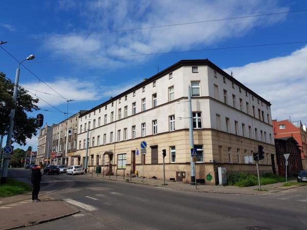 Ul. Góreckiego zostanie przebudowana na odcinku 350 m. od skrzyżowania z ul. Wolności do skrzyżowania z ul. Oliwską.